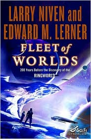 Fleet of Worlds, by Larry Niven, Edward M. Lerner cover image