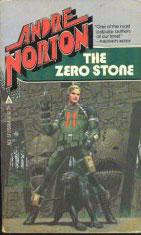 The Zero StoneAndre Norton cover image