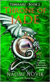 Throne of JadeNaomi Novik cover image