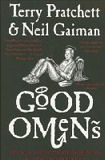 Good Omens: The Nice and Accurate Prophecies of Agnes Nutter, Witch-by Terry Pratchett, Neil Gaiman cover