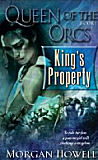 Queen of the Orcs Book 1: King's PropertyMorgan Howell cover image