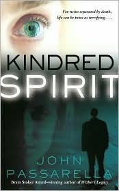 Kindred Spirit-by John Passarella cover pic