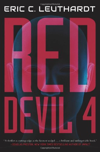 RedDevil 4, by Eric C. Leuthardt cover image