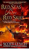 Red Seas Under Red Skies-Scott Lynch cover pic