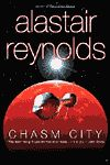 Chasm CityAlastair Reynolds cover image