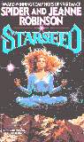 Starseed-by Spider Robinson, Spider Robinson cover pic