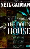 The Sandman Vol. 2: The Doll's House-by Neil Gaiman cover