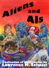 Aliens and AIs-by Lawrence M. Schoen cover pic