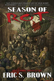Season of Rot, by Eric S. Brown cover image