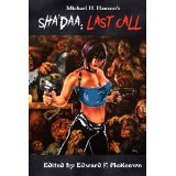 Sha'Daa: Last Call, edited by Edward .F McKeown cover image