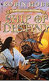 Ship of Destiny-by Robin Hobb cover
