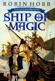 Ship of Magic-by Robin Hobb cover