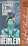 Stranger in a Strange Land, by Robert A. Heinlein cover image