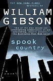 Spook Country-by William Gibson cover pic
