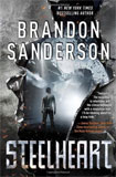 Steelheart-by Brandon Sanderson cover