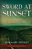 Sword at Sunset-by Rosemary Sutcliff cover pic
