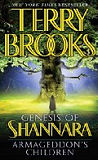 Armageddon's Children-by Terry Brooks cover