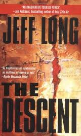 The Descent, by Jeff Long cover image
