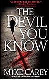 The Devil You Know-by Mike Carey cover pic