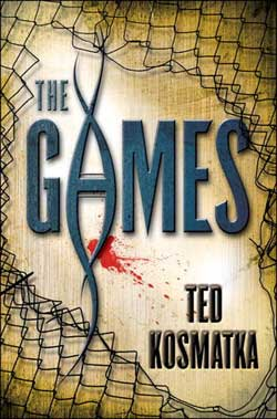 The Games-by Ted Kosmatka cover