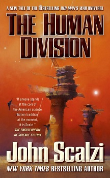 The Human Division-by John Scalzi cover