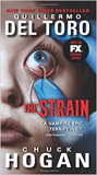 The Strain (Book 1 of The Strain), by Guillermo del Toro, Chuck Hogan cover pic