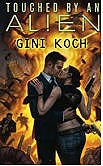 Touched by an Alien-by Gini Koch cover