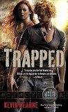 Trapped-by Kevin Hearne cover