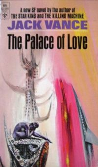 The Palace of LoveJack Vance cover image