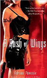 A Rush of Wings, by Adrian Phoenix cover image