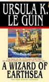 A Wizard of Earthsea-edited by Ursula K Le Guin cover