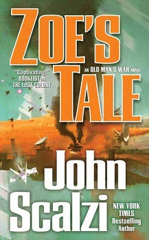 Zoe's Tale-by John Scalzi cover