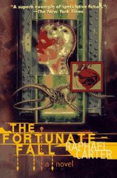 the-fortunate-fall-by-raphael-carter cover