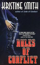 rules-of-conflict-by-kristine-smith cover