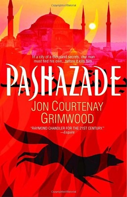 Pashazade: The First Arabesk, by Jon Courtenay Grimwood