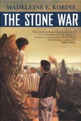 the-stone-war-by-madeleine-e-robins cover