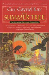 the-summer-tree-by-guy-gavriel-kay cover