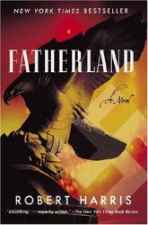 Fatherland, by Robert Harris book cover