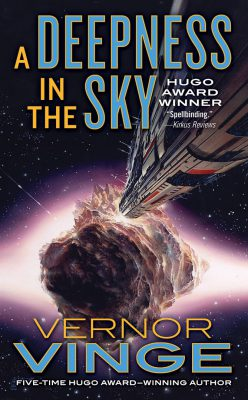 A Deepness in the Sky, by Vernor Vinge