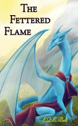 the-fettered-flame-by-e-d-e-bell