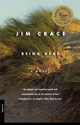 being-dead-by-jim-crace cover