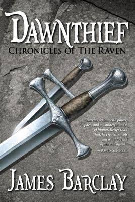 Dawn Thief, by James Barclay