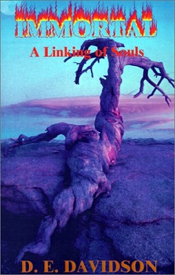 Immortal: A Linking of Souls, by D. E. Davidson