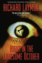night-in-the-lonesome-october-by-richard-laymon cover image