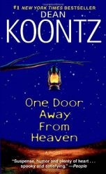 one-door-away-from-heaven-by-dean-koontz cover