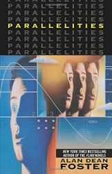 parallelities-by-alan-dean-foster cover
