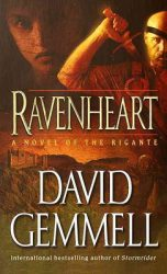 ravenheart-by-david-gemmell review cover
