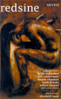 Redsine Seven, edited by Trent Jamieson and Garry Nurrish