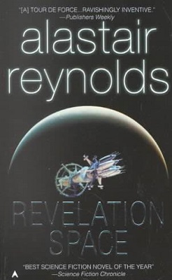 Revelation Space, by Alastair Reynolds