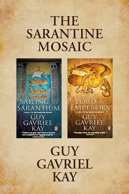 Sailing to Sarantium, by Guy Gavriel Kay